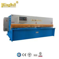 Kingball 4X6000mm de Hydraulische Scherende Machine van de Guillotine, CNC het Metaal van het Blad