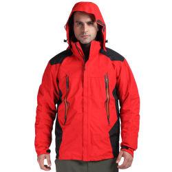 عادة شتاء حارّة عمليّة بيع كتيف دعم أحمر دثار دافئ خارجيّة لأنّ رجال