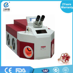 Jewellry Processing Pulse Laser Spot Welding Machine لإصلاح مجوهرات