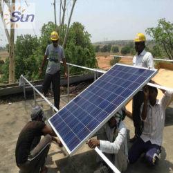 Listo para el envío de 1 kw independiente Mini Planta de Energía Solar para electrodomésticos /1000W de energía solar para iluminación, televisión, ordenador