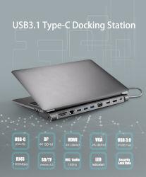 Mise à jour version USB C Amarrage avec la fonction entière pd