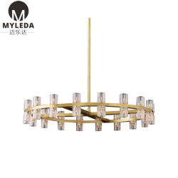 Iluminación moderna y decoracion Iluminación lámpara de araña de bronce
