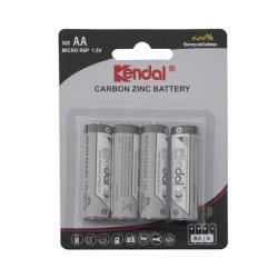リモート・コントロールのためのカーボン電池R6p AAのサイズ