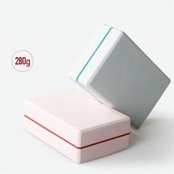 مجموعة يوغا من خلات فينيل الإيثيلين (EVA) عالية الكثافة مخصصة أحادية اللون