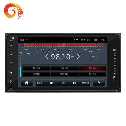 LÄRM 2 Auto androider GPS-NavigationAndroid 7.1 1+16GB WiFi Bluetooth Camry androider GPS