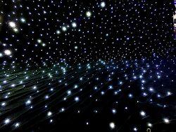 Het Lichte Gordijn van de LEIDENE Ster van Lichteffecten voor de Gebeurtenissen van de Club van de Nacht van DJ van het Huwelijk