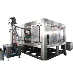 Boire du lait aromatisé Litchi automatique de remplissage de la ligne d'étanchéité