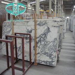 タイルのためのカラーラの白またはStatuarioの白いですか東洋の白い大理石か平板または階段または踏面またはBalusterまたは流しまたは記念碑またはつぼまたは洗面器