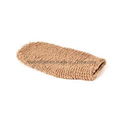 각질 제거 내추럴 헴프 바디 목욕 미트 장갑