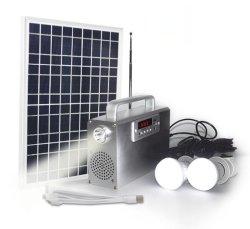 Système solaire portable Accueil / DC Kits d'éclairage solaire pour le commerce de gros
