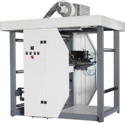 Uma cor de impressão Flexo em linha da máquina