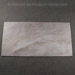 600X1200灰色の高品質Fullbodyは艶をかけられた無作法な壁のタイルを古風にした