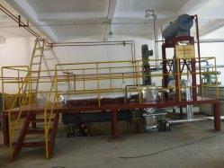 De Installatie van het Recycling van de Olie van het afval (yh-wo-100T)