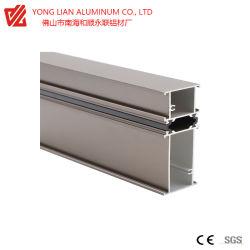 Алюминиевый профиль профиль для дверная рама перемещена и опускного стекла и двери