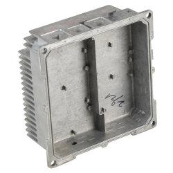Алюминиевого сплава литой блок радиатора отопителя поверхности живописи