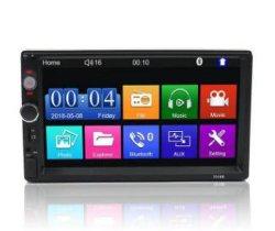 Fbty7010b 7pulgadas 2DIN Bluetooth MP5 de la Dirección de entrada de cámara retrovisor Wheelcontrol