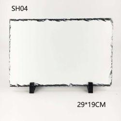 Format A4 19*29cm de haut de la qualité de la sublimation Rock Photo Frame