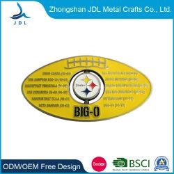도매 값싼 맞춤 디자인 농구 야구 바디빌딩 복제품 블랭크 챔피언스 리그 스포츠 상 메탈 트로피 코인 (599)