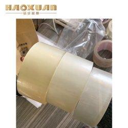 Venda por grosso de adesivo transparente fita BOPP OPP a fita de embalagem preço de fábrica