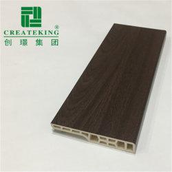 Schede di bordatura di plastica a prova di fuoco del pavimento del PVC per la decorazione interna