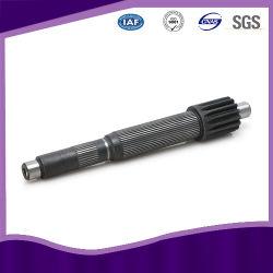أداة دفع التروس المزودة بعمود أسطواني أسطواني الدفع مع ISO 9001