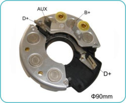Auto Generator Generator Brückengleichrichter für Bosch 1127320152