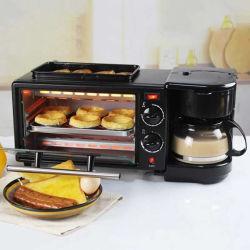 多機能の朝食一定サンドイッチメーカートースターのやかんの滴りのコーヒーメーカー31で直接工場