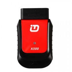 Xtuner X500+ V4.0 Bluetooth outil de diagnostic de la fonction spéciale