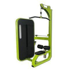 Pulldown Lat van de Apparatuur van de Geschiktheid van de Gymnastiek van de Levering van de fabriek Geladen Speld Machine