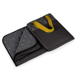 Водонепроницаемый для использования вне помещений для пикников и одеяло, Sandproof и водонепроницаемый Одеяло пикника брелоки для кемпинга Пешие путешествия луговых трав
