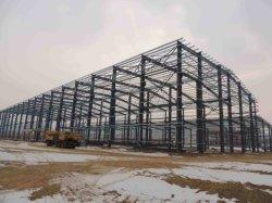 강철 구조물 창고를 맞춤 제작 대형 금속 빌딩 사전 제작