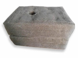 Различные материалы трикотажные сетки туман сепаратора сдвоенных семян