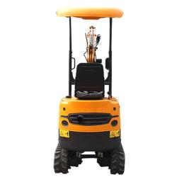販売のための小型掘削機0.8のトンMiniexcavator/マイクロ坑夫の掘削機