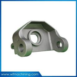 moulage de précision auto OEM de la silice sol pièces avec de l'usinage et processus de traitement thermique (ISO9001 : 2008)