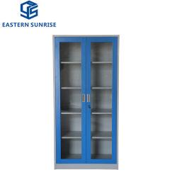 ファイリング解決システム金属の記憶2のドアの鋼鉄キャビネット