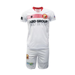 Hervorragende Full Sublimation Fußball-Trikots mit Ihrem Logo Custom Soccer Uniformen