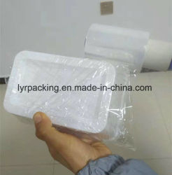 Fonction de l'humidité et l'emballage d'utilisation de rouleau de film plastique d'enrubannage