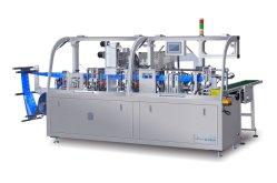 2019 미니 플로우 포장 반자동 고속 위생 냅킨 Wet Wipe Tissue Baby 기저귀 포장 기계