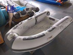 Nave di soccorso di alluminio rigida militare di pesca della nervatura del guscio di Inflatalbe del tubo di m. Hypalon/PVC di Ilife 2.7 per 3 persone con il buon prezzo