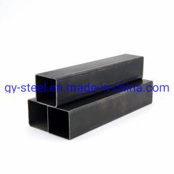 Section creux carré en acier avec surface huilée