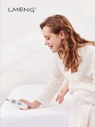 二重制御のUL&GS&Ce&SAAの承認200*150のすべての綿の暖房のマットレスパッド