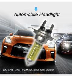 Авто HID лампы фар автомобиля Фары с галогенными лампами 12V 55W фары галогенные лампы H4, H7, H8, H9, H11 9005 9006 и HID 880 35W 55W