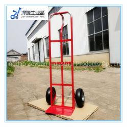 Robuste Landwirtschaftliche Werkzeug Zwei Räder Stahl Hand Trolley Cart