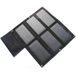 40W Telemóvel Banco de potência DC USB Sunpower Bateria Carregador painel solar dobrável Bag uma classe