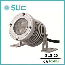 9W Mini LED Power LED de exterior em destaque (SLS-20)