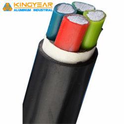 0.6/1kv 4 Isolierungs-gepanzertes Energien-Kabel des Kern-XLPE
