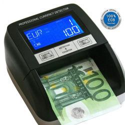 Migliori qualità e funzione del rivelatore falso Ec330 dei soldi di valuta in una rilevazione automatica di 4 modi