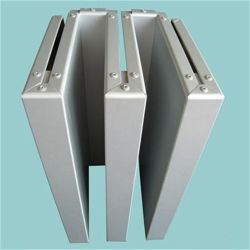 1,5/2,0/2,5/3,0mm Aluminium-Einwandplatte