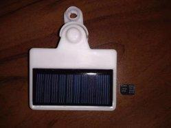 장치를 추적해 태양 에너지 동물 GPS