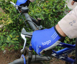 Guanti mezzi all'ingrosso della bicicletta della bici di Ftiness MTB di ginnastica del pattino della barretta per esterno